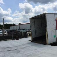 Our loading dock has an ease of use that is unparalleled with excellent staff to care for all your needs.